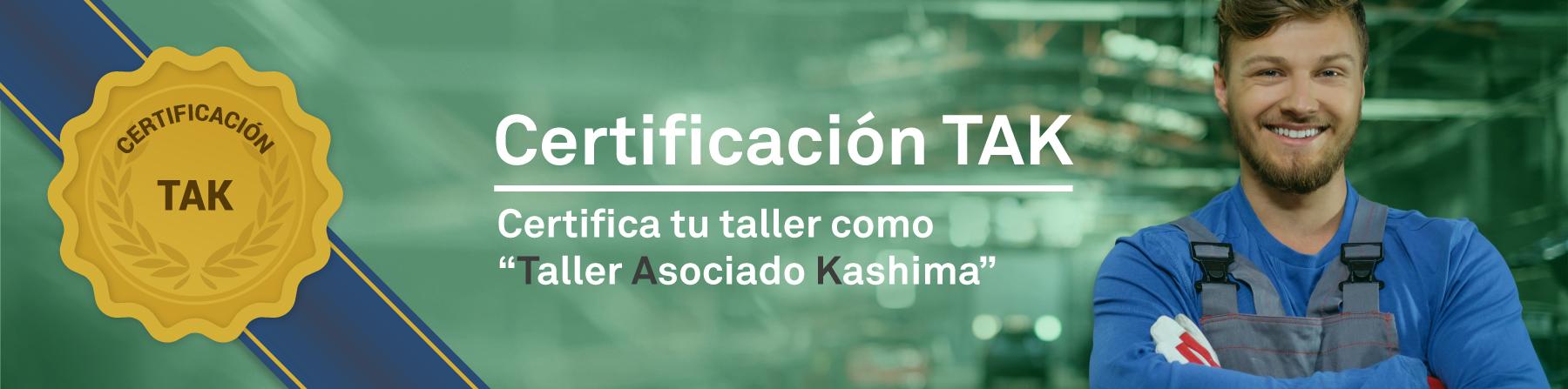 Certificación MAK